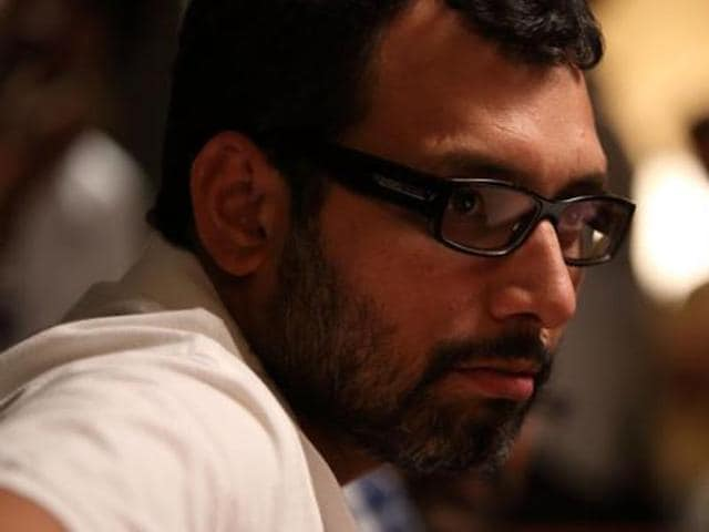 Neeraj Pandey's first short film, Ouch, stars Manoj Bajpayee and Pooja Chopra.