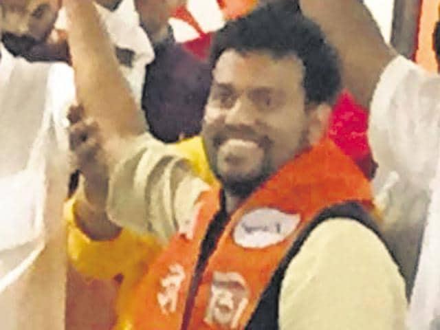 Shiv Sena,NCP,Sandeep Tatkare