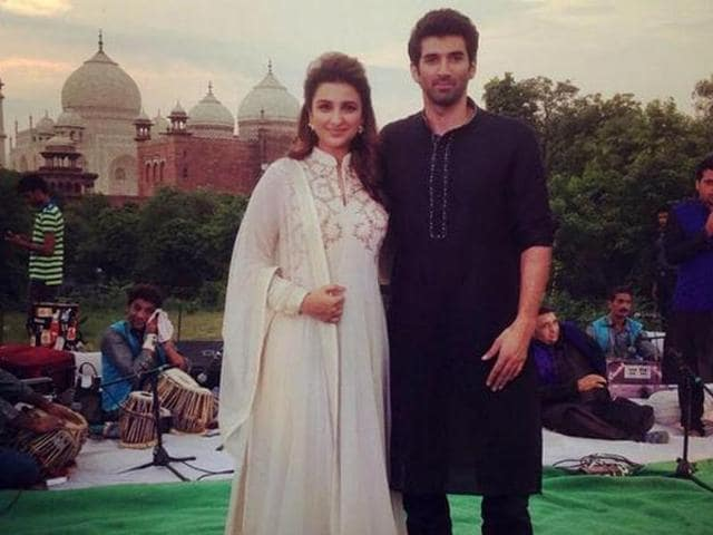 Parineeti And Aditya Will Be Seen As Guests After Superstar Shah Rukh Khan Alia Bhatt