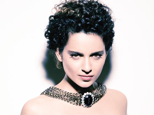 Nowadays, Kangana Ranaut is listening to the tracks from her new film Rangoon on loop.