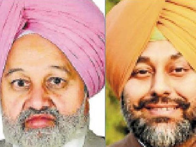 Amrik Singh Dhillon and Gurkirat Singh Kotli