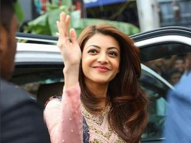 Kajal Aggarwal would leave everything in the world to act in