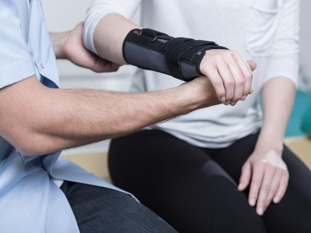Women younger than 40 years who are already in menopause have significantly higher risks for fracture than those who experience menopause in late 40s or 50s.(Shutterstock)