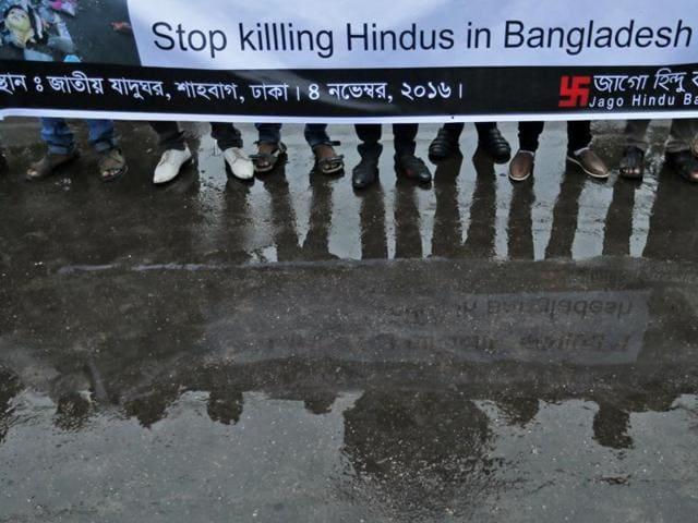 Bangladesh,Communal violence,Hindus attacked