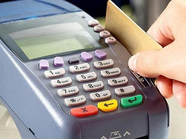 Debit card data breach