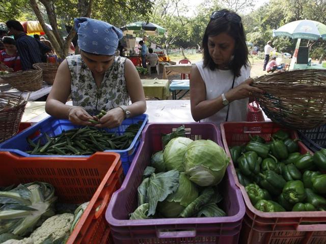 Farmers' markets have also been set up at Vidhan Bhavan, Hutatma Chowk, Churchgate and Worli.