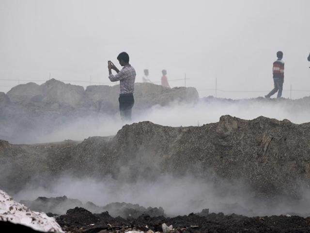 Delhi air pollution,Delhi air quality,Pollution hazard