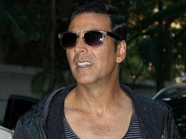Actor Akshay Kumar was last seen in Rustom, which released earlier this year.
