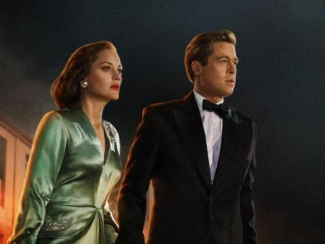 Allied is due out in theatres on November 23.