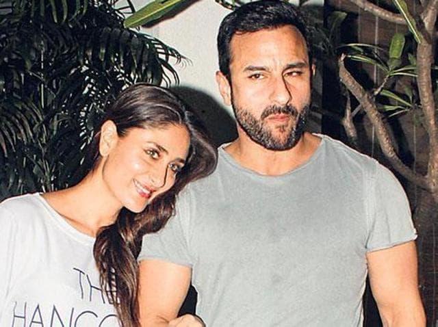 Kareena Kapoor and Saif Ali Khan married in 2012.