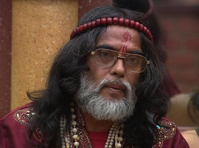 Swami ji got sent to a secret room which allowed him to eavesdrop on each and every action of the housemates.
