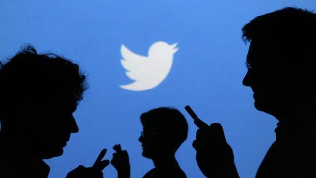 Micro-blogging giant Twitter was briefly down in various parts of the world for nearly half an hour early Monday morning, the media reported.
