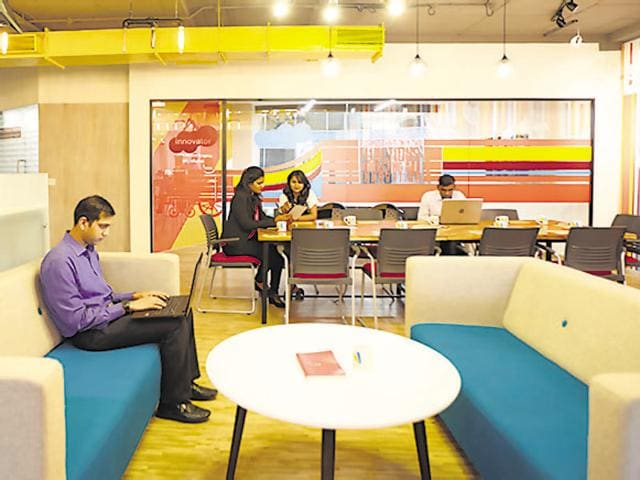 After SoftBank backed e-commerce major Snapdeal booked a complete floor, with a capacity of about 90 seats, Awfis expects more startups to follow suit.