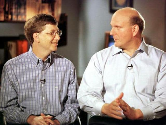 Differences over the smartphone and tablet business strained his relationship with Bill Gates, Microsoft's former CEO Steve Ballmer recounted in an interview to Bloomberg this week.