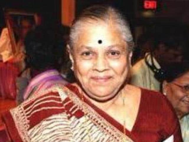 BJP leader Jayawantiben Mehta passed away inMumbai after a brief illness.