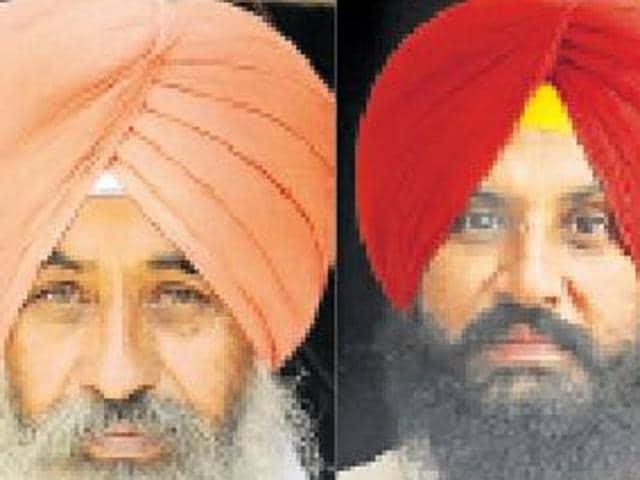 Balwinder Singh Bains and Simarjeet Singh Bains