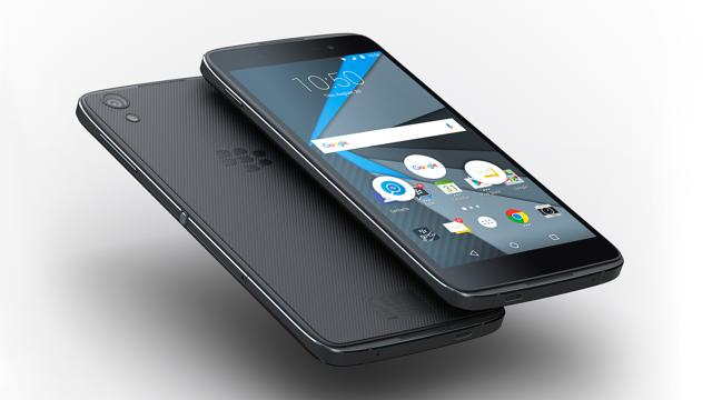 Canandian hanset-maker Blackberry on Monday launched two smartphones -- DTEK 50 and DTEK 60 -- priced at Rs 21,990 and Rs 46,990 respectively.