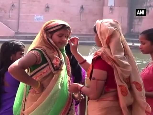 Chhath,Puja,Festivities