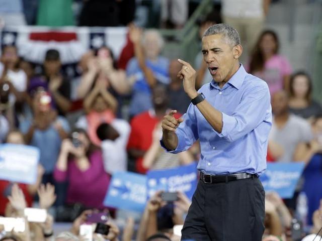 US Elections,Barack Obama,Donald Trump