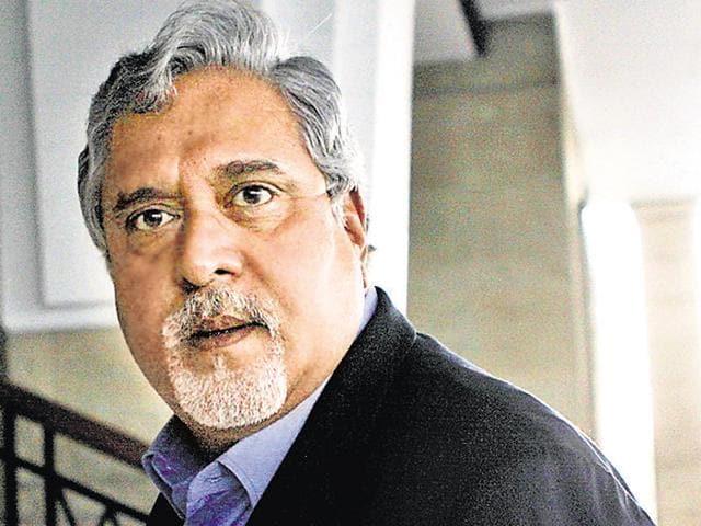 Industrialist Vijay Mallya has been accused of money laundering.(HT File Photo)