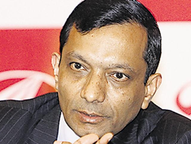 Pawan Goenka, executive director of Mahindra.