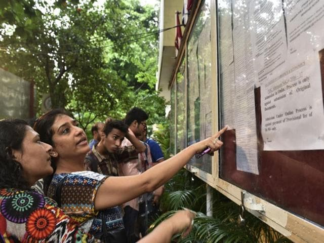 The long drawn admission procedure spanned over three months — from June to September. Additional rounds had to be carried out as students complained that they didn't get seats in their preferred colleges.