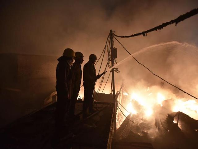 Sadar bazar,Delhi fire,Sadar bazar fire