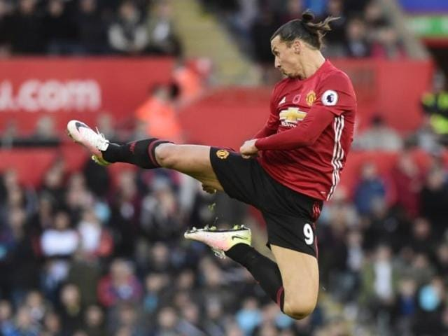 Zlatan Ibrahimovic,Premier League,Manchester United
