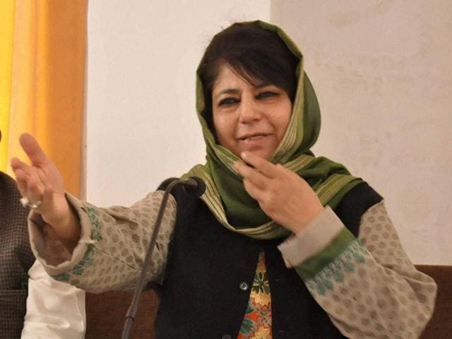 Jammu and Kashmir chief minister Mehbooba Mufti on Monday termed the ceasefire violations along the India-Pakistan border as unfortunate.