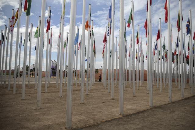 Paris climate deal,Donald Trump,Marrakesh