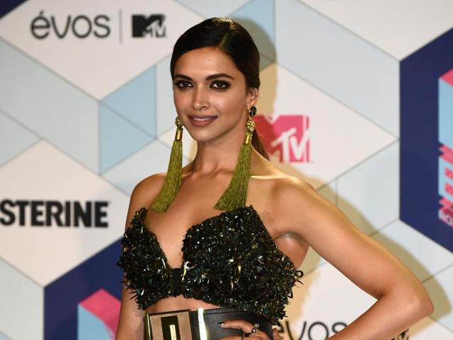 Deepika Padukone,Daily Mail,MTV EMA