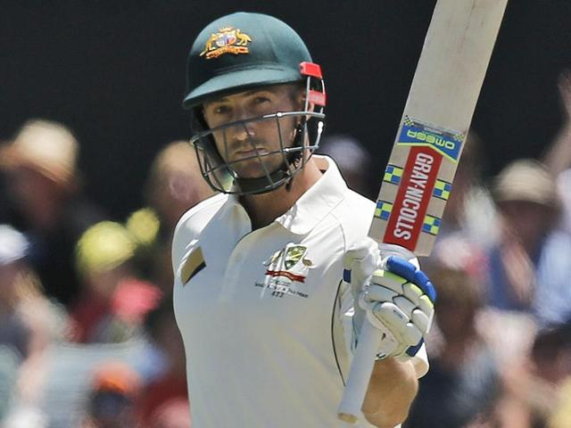 Shaun Marsh was ruled out with a broken finger.