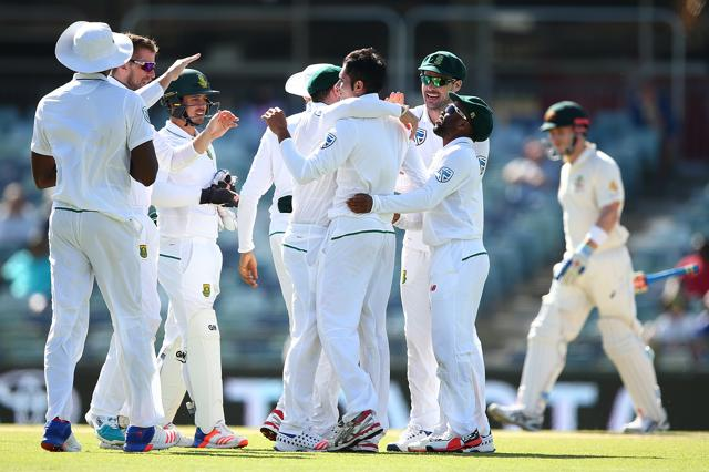 Australia have lost their last two series at home against South Africa in 2008 and 2012.