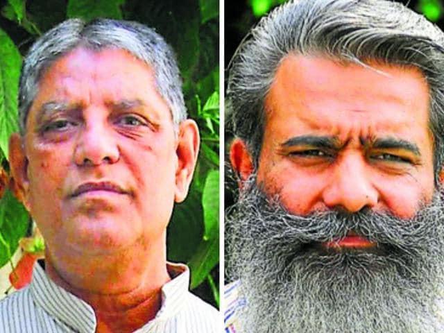 Rakesh Kumar Pandey,Bharat Bhushan Ashu,MLA report cards