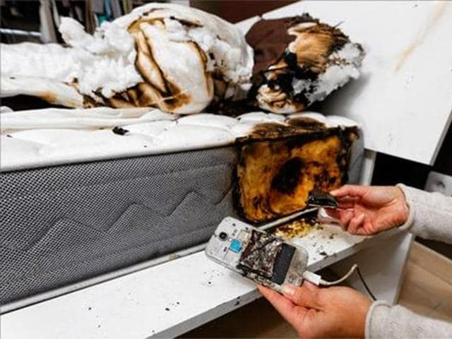 But why are smartphone batteries exploding now? Scientists and researchers seem to point in the direction of heat/thermal management on the device and also high usage of devices these days.