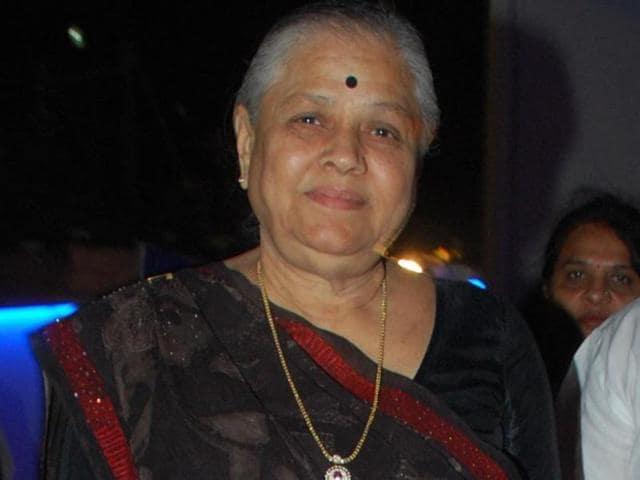 Jaywantiben Mehta,Mantralaya,Mumbai