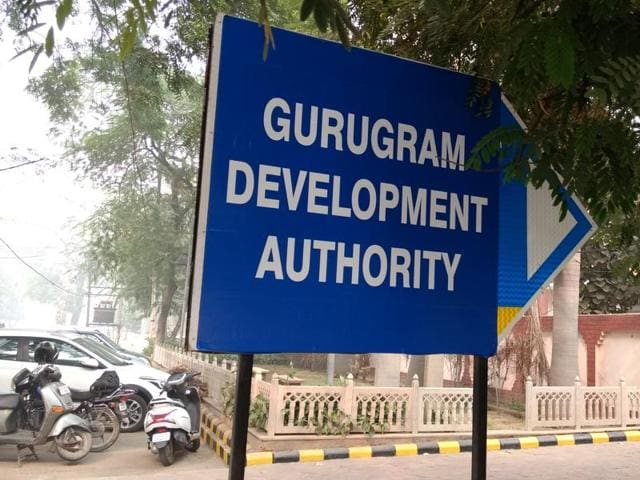 Gurugram development authority