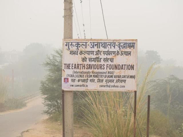 32-year-old mentally challenged woman,Bandhwari village,Gurukul