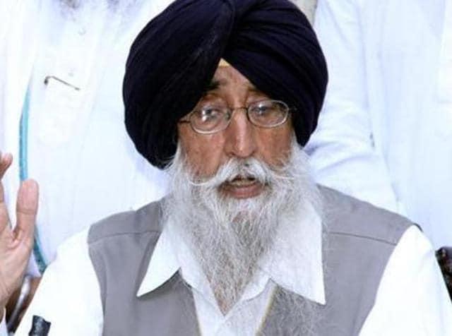 Sarbat Khalsa row,Sarbat Khalsa,Simranjit Singh Mann