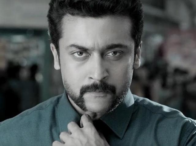 Suriya reprises his role of a tough cop in S3, which is the third installment of Singam franchise.