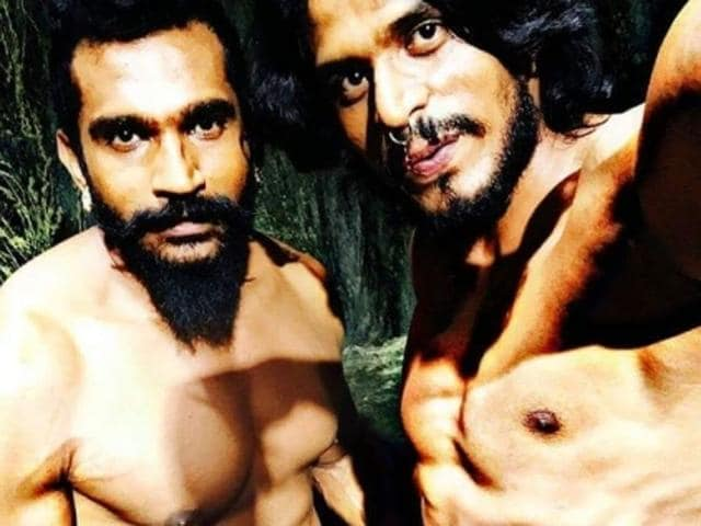 Kannada actors Anil Varma and Raghav Uday died while performing a stunt in Bengaluru on Monday.