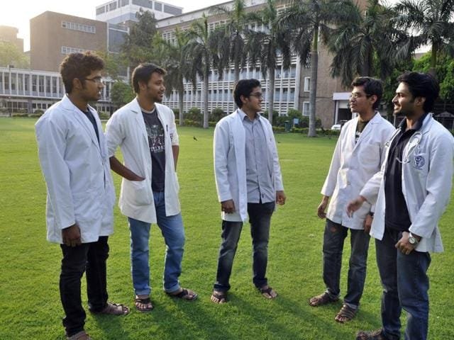 Despite MCI staying the admissions last year, the management of the medical college went ahead with the fresh admission.