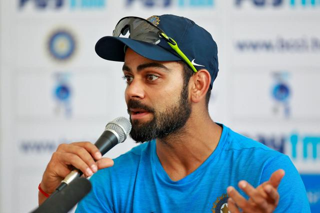 India skipper Virat Kohli says team will depend on the wicketkeeper and the bowler to make a referral.