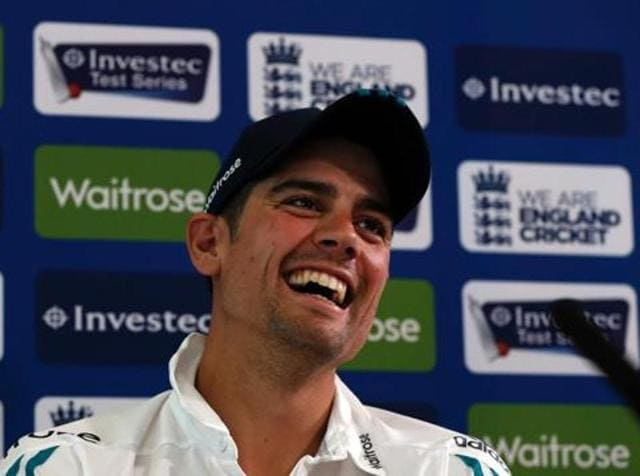 Alastair Cook has won 24 Tests as captain, including two home Ashes triumphs and the 2012 India vs England series.(AFP)