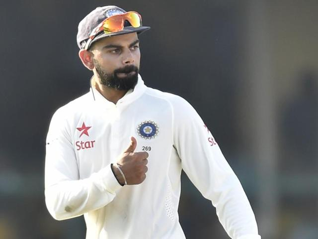 Virat Kohli has said India are not weighed down by the loss of three consecutive Test series against England.