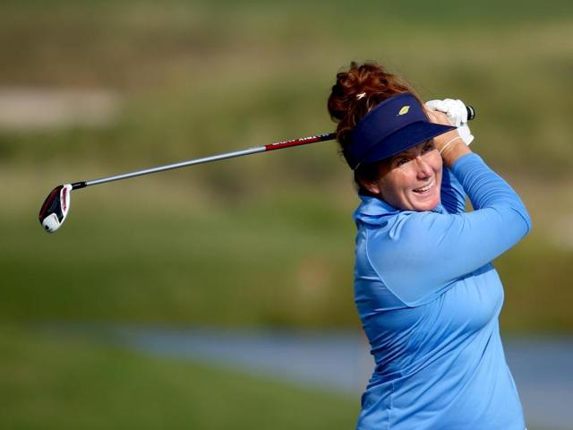 Beth Allen, one of the top golfers in the Ladies European Tour, will be the star attractions in the Indian Open golf tournament