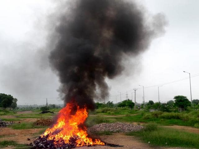 Fatehabad,stubble-burning,fire-points