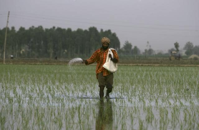 The changes made mean majority of the irrigation projects pending with the government will no more require revised administrative approval.(Pic/AP)