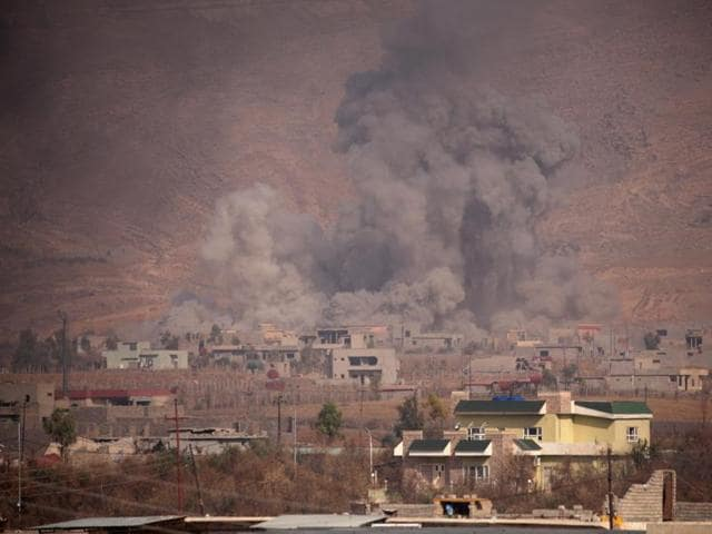 Islamic State,Mosul,Iraqi forces