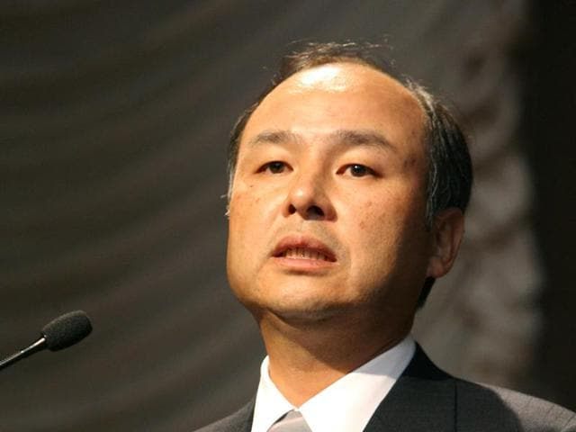 Masayoshi Son, President and CEO of Japan's Softbank Corp. For Ola and Snapdeal, Softbank's write down comes at time when the companies are looking to raise funds.